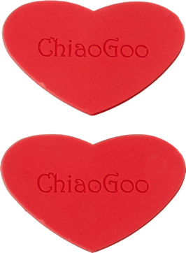 ChiaoGoo Rubber Grippers - Pack of 2