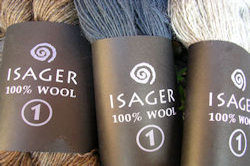 Isager Spinni / Wool 1