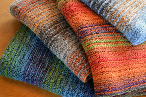 Tyk & Tynd Scarf Pattern Download