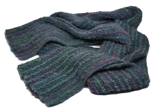 Hand Dyed Scarf Kit - Mexican Morning Colorway