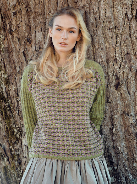 Twelve Knitted Sweaters from Tversted - TUTTO (Isager)